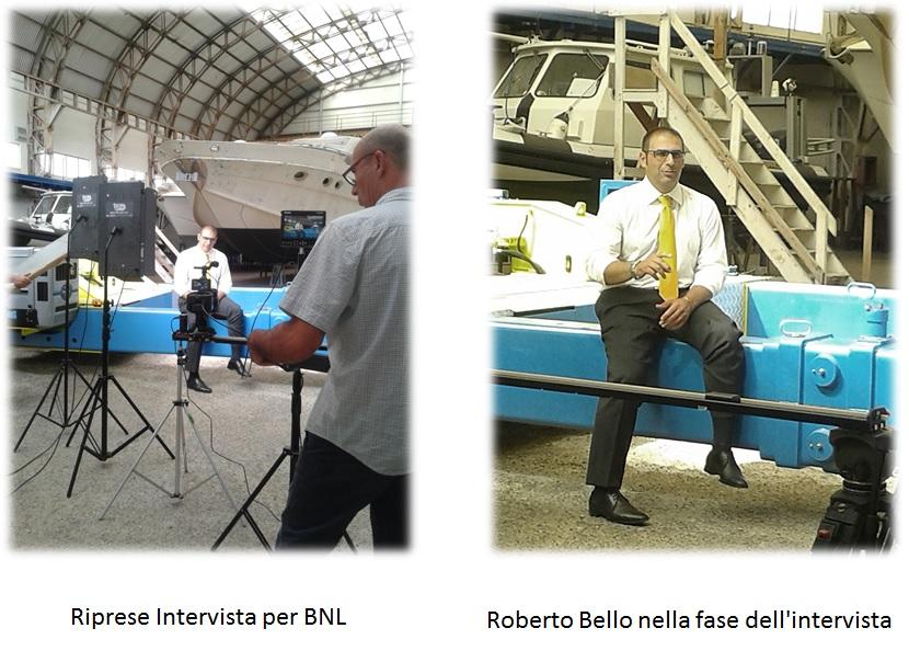 Intervista per BNL